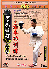 Chinese Wushu Free Sparring Series - Training of Basic Skills