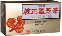 Young Ji Tea (Ganoderma Tea)
