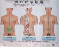 Abdominal Acupuncture Points Wall Chart