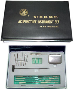 Acupuncture Instrument Set (Large)