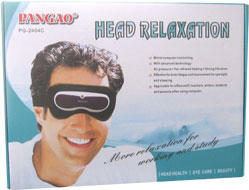 Head & Eyes Massager